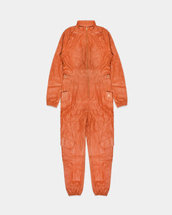 Women's Court-to-Runway Flight Suit (Russet)