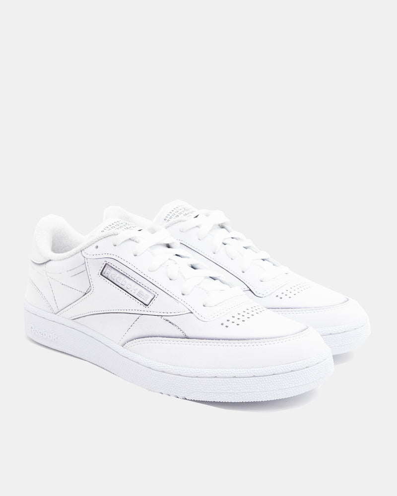 Maison Margiela Club C (White | Black | White)