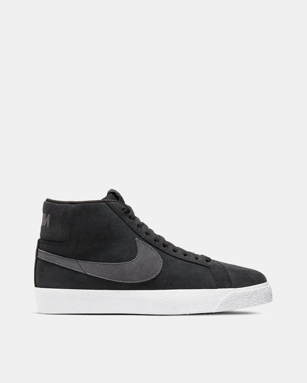 SB Zoom Blazer Mid (Noir | Iron Grey | White)