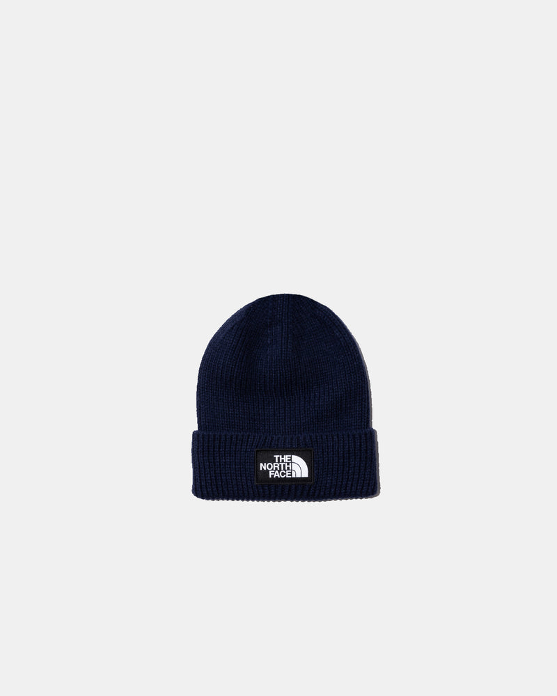 Logo Box Cuffed Beanie (TNF Navy)