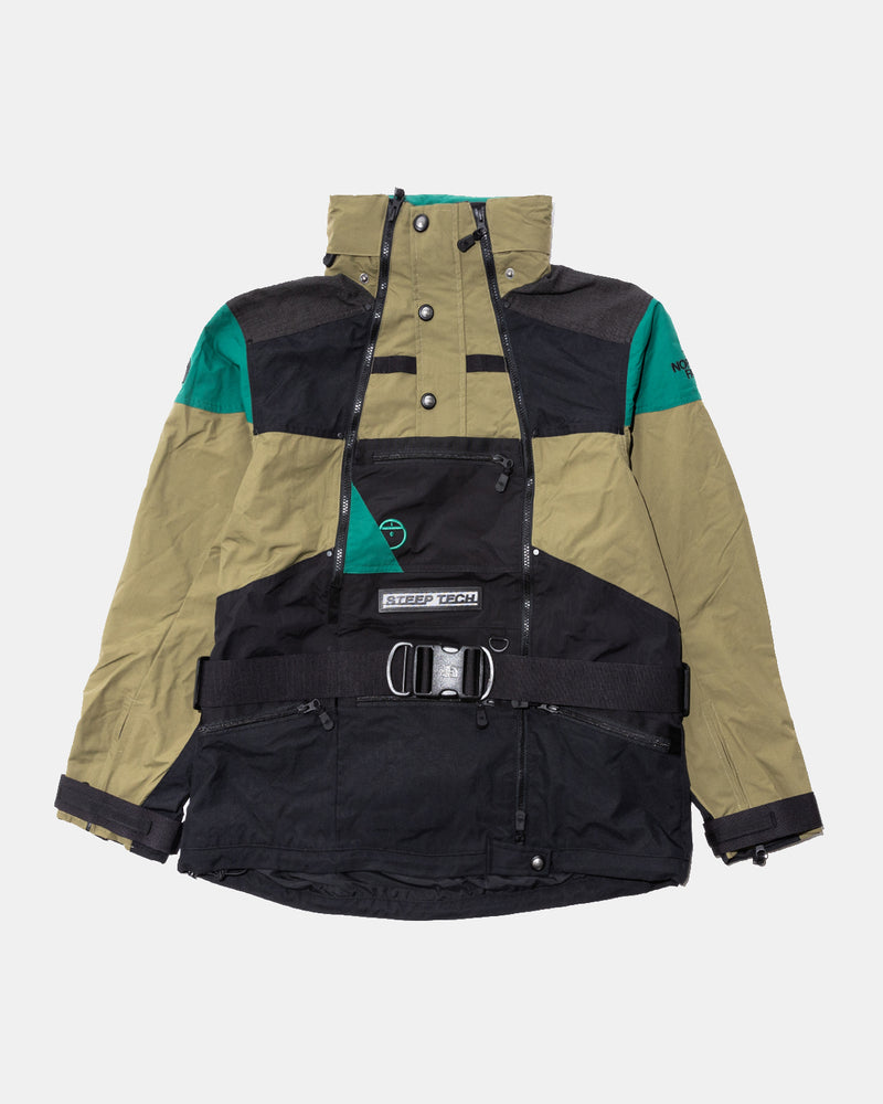 Steep Tech Jacket (Olive | Green | Black)