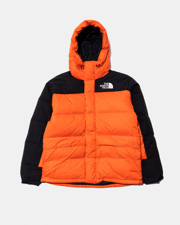 Himalayan Down Parka (Flare Red | Black)