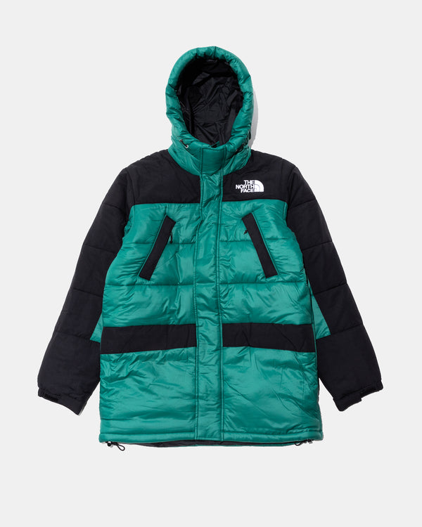 Himalayan Insulated Parka (Evergreen)