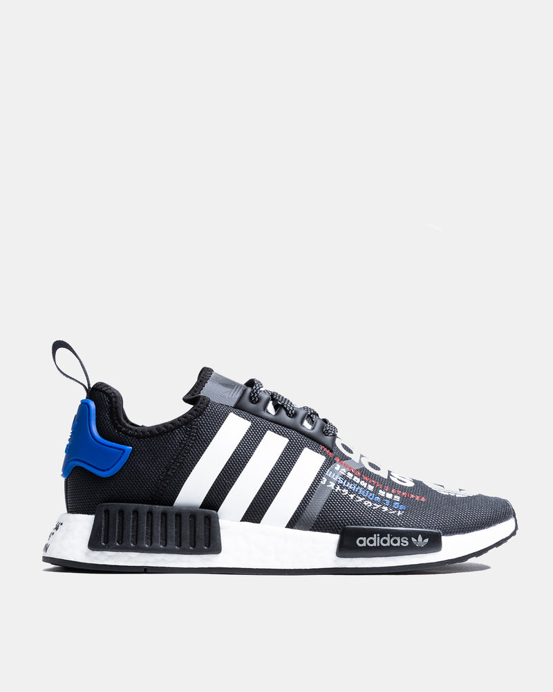 atmos NMD R1 (Black | Blue | Red)