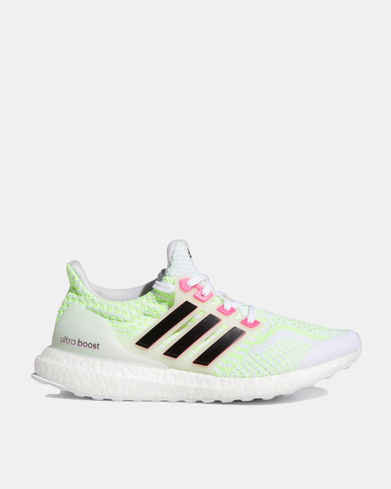 Women's Ultra Boost 5 DNA (White | Black)