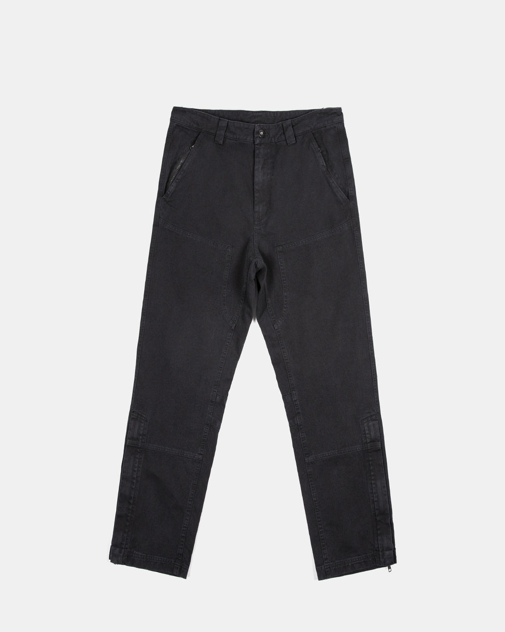adidas Originals - Yeezy Season 1 Men's Worker Pant (Caviar)
