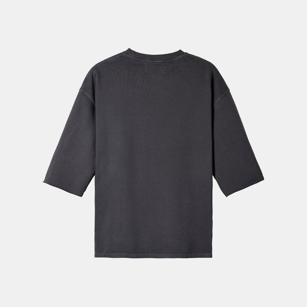 adidas Originals - Yeezy Season 1 Short Sleeve Crew (Caviar)