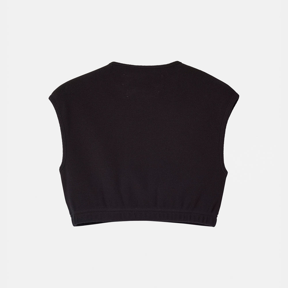 adidas Originals - Yeezy Season 1 Women's Rib Crop Top