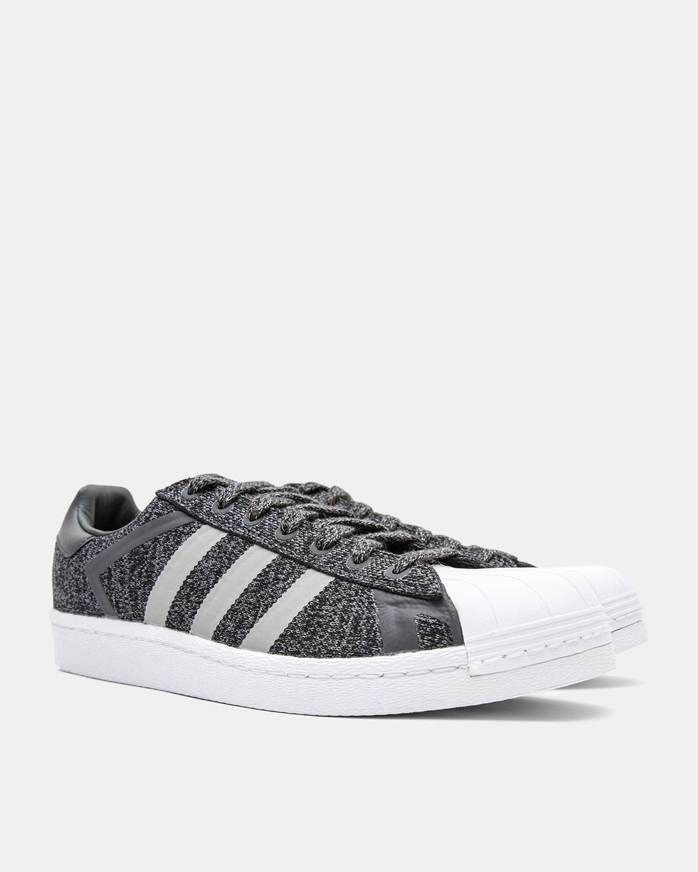 adidas - Superstar White Mountaineering (Core Black | Solid Grey | Footwear White)