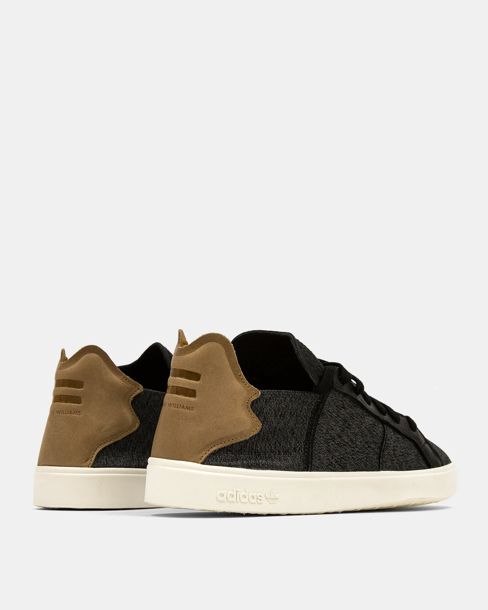 Pharrell Williams x adidas Lace Up (Black | Granite | White)