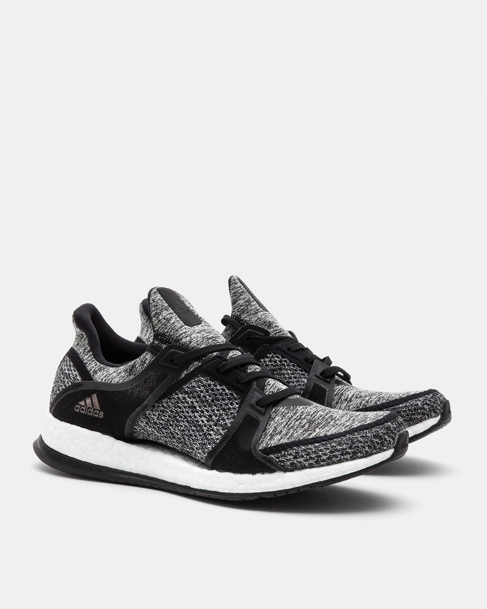 Reigning Champ x adidas Women's Pure Boost Training (Black | White)