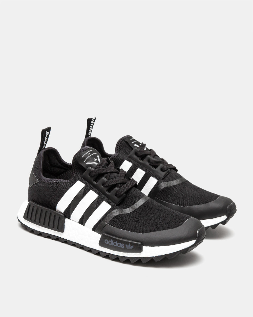 adidas - White Mountaineering NMD Trail (Core Black | Footwear White)