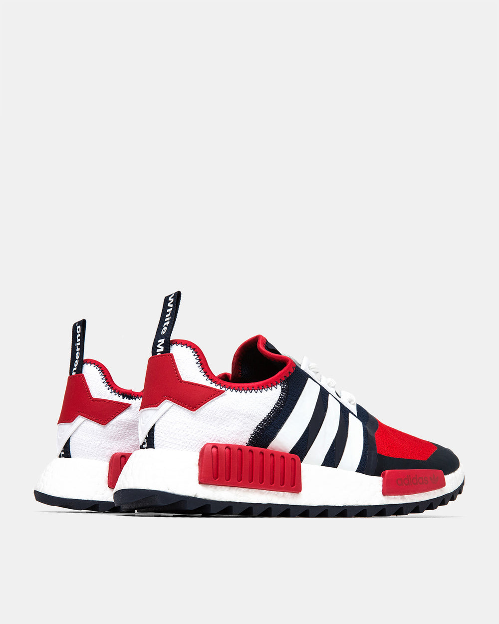 adidas - White Mountaineering NMD Trail (Collegiate Navy | Red | White)