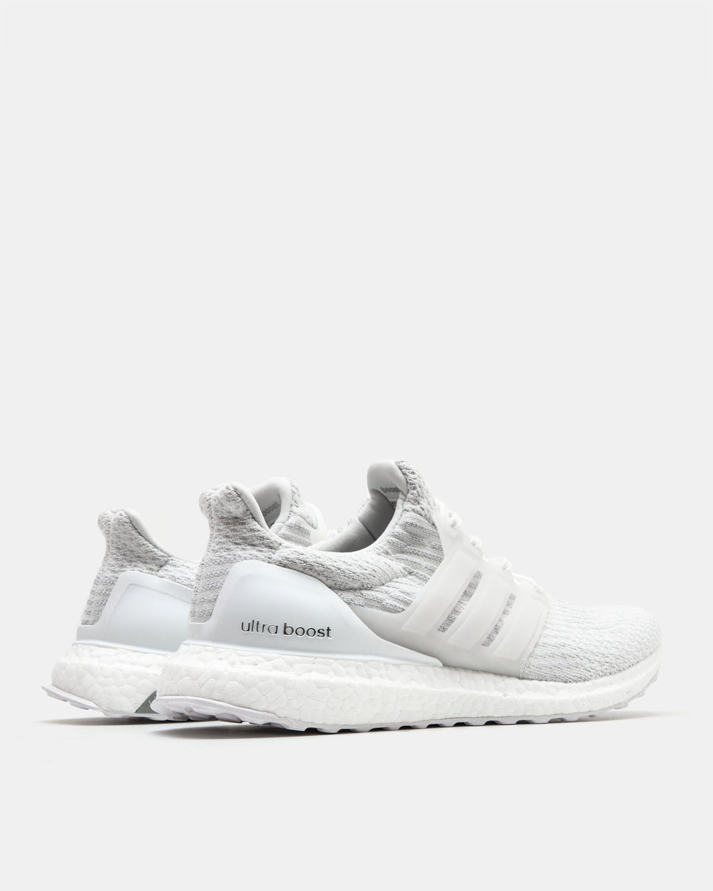 adidas - Ultra Boost 3.0 (White | Crystal White)