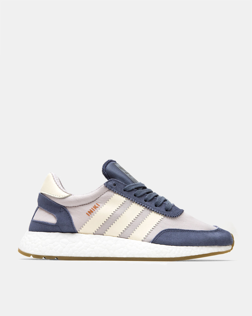 adidas - Women's Iniki Runner (Super Purple | Cream White)