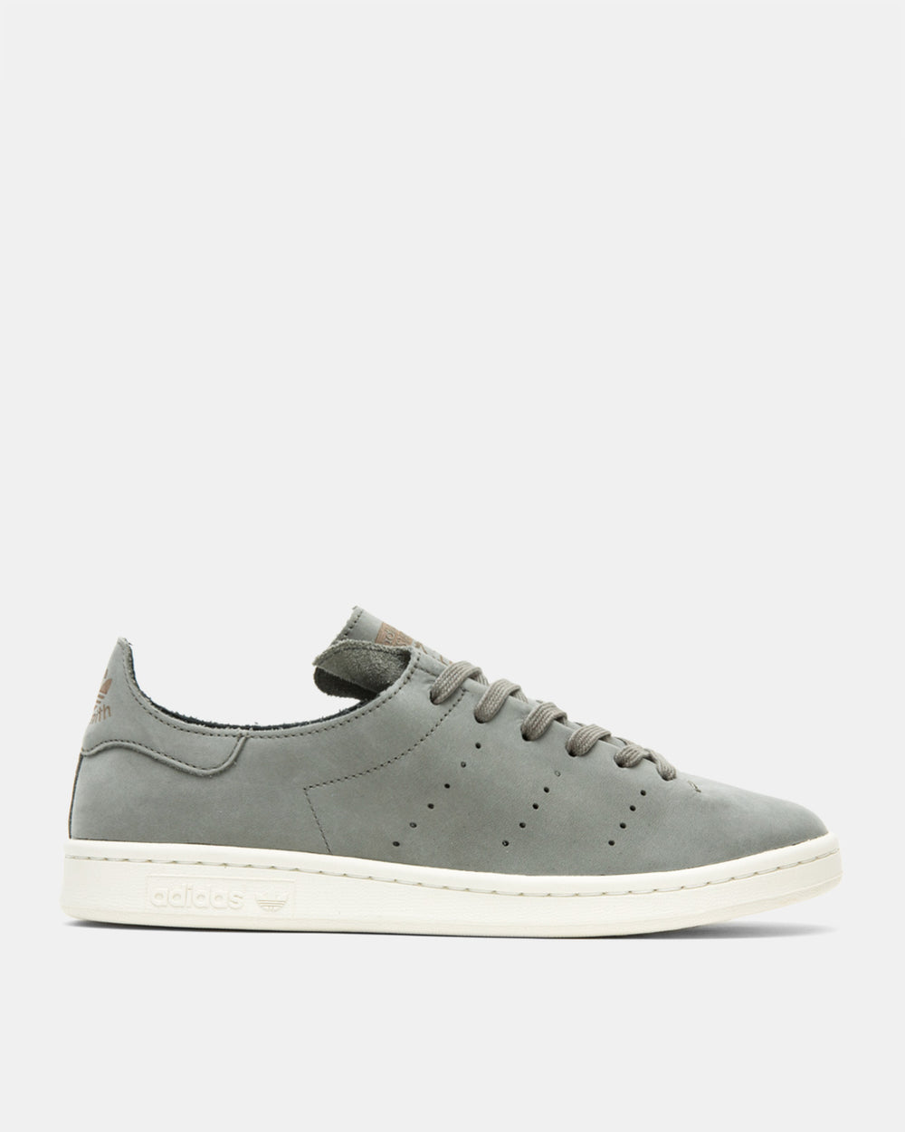 adidas - Stan Smith Leather Sock (Trace Cargo | Off White)