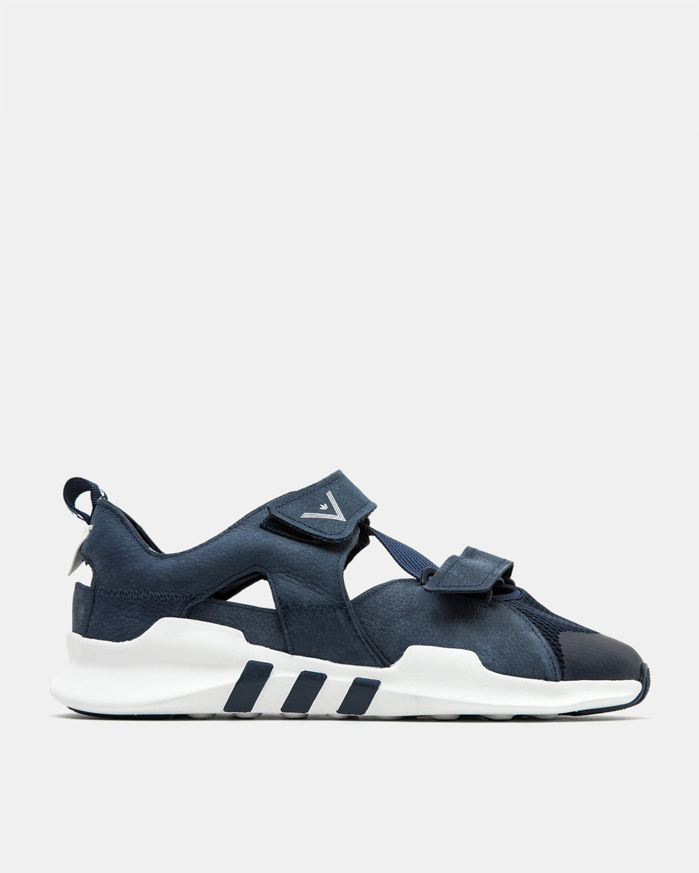 adidas - White Mountaineering ADV Sandals (Collegiate Navy | Footwear White)