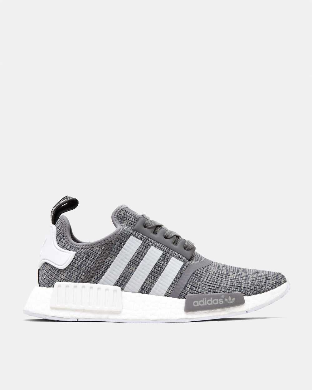 adidas - NMD R1 (Solid Grey | Running White)