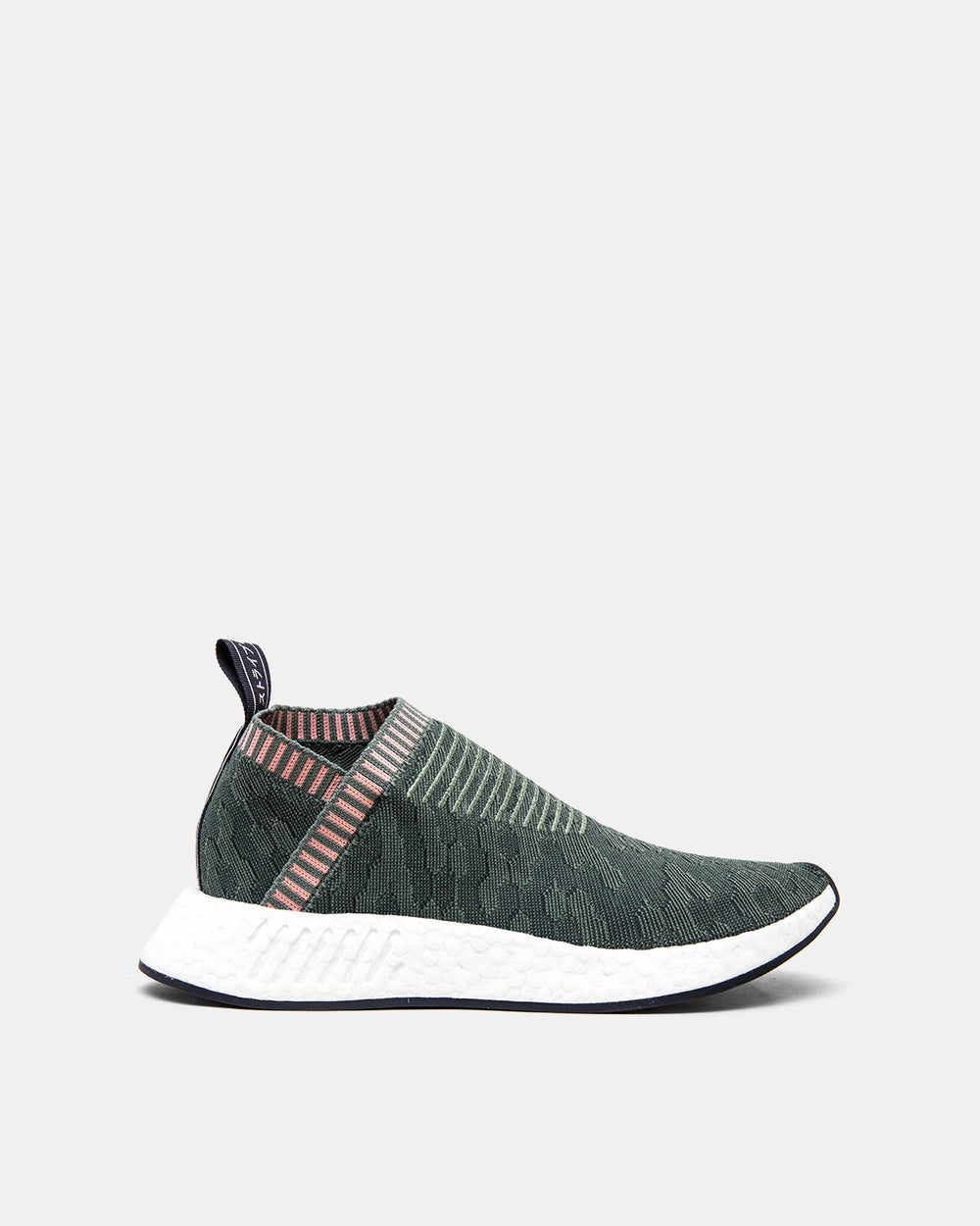 adidas - Women's NMD CS2 Primeknit (Trace Green | Trace Pink)