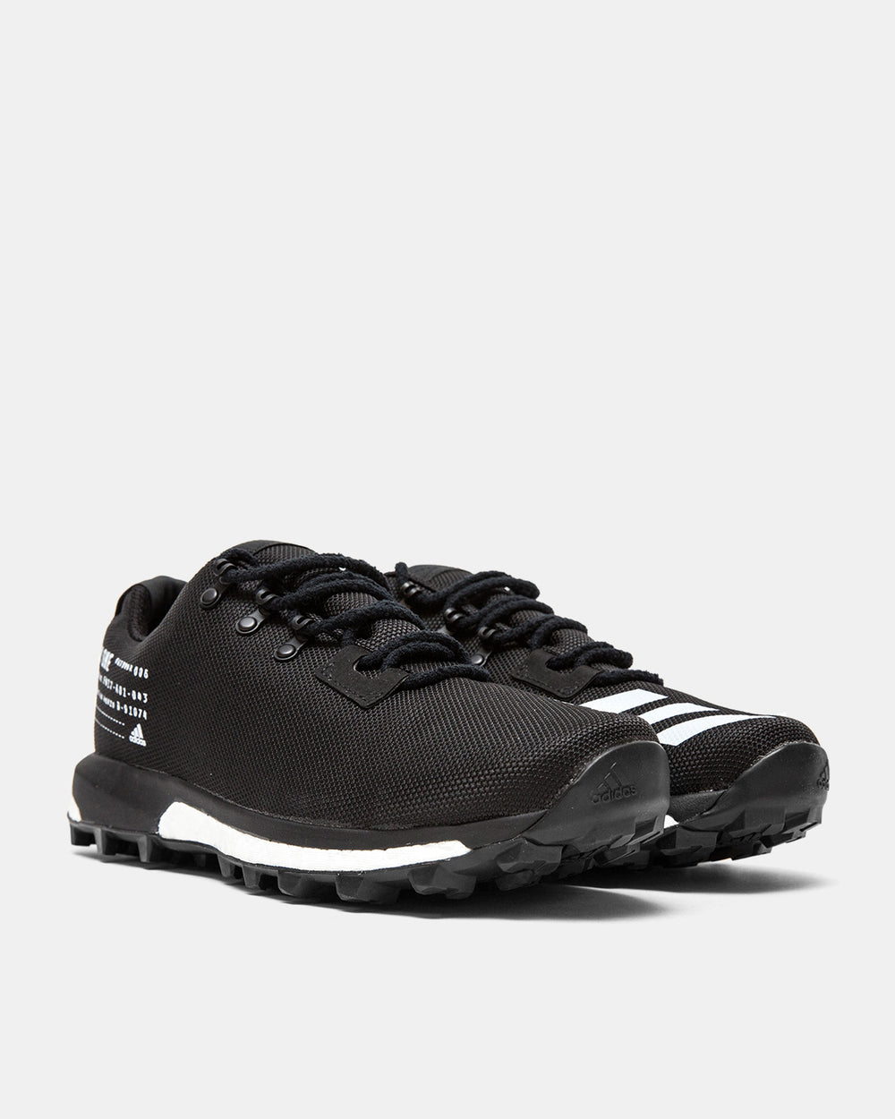 adidas Consortium - Day One Terrex Agravic (Black | White)