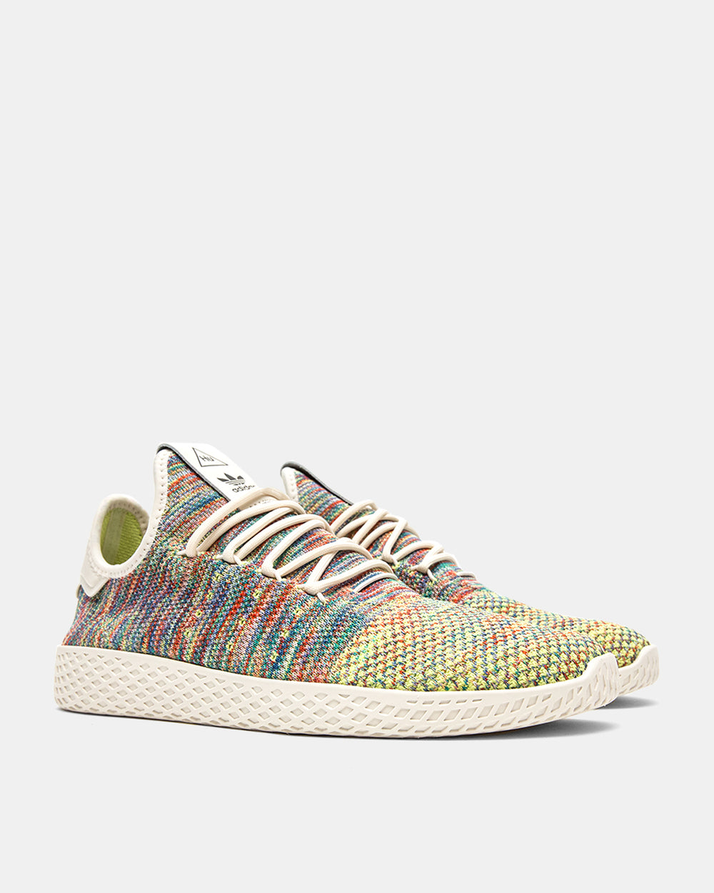 adidas - Pharrell Williams Tennis HU (Heritage Green)