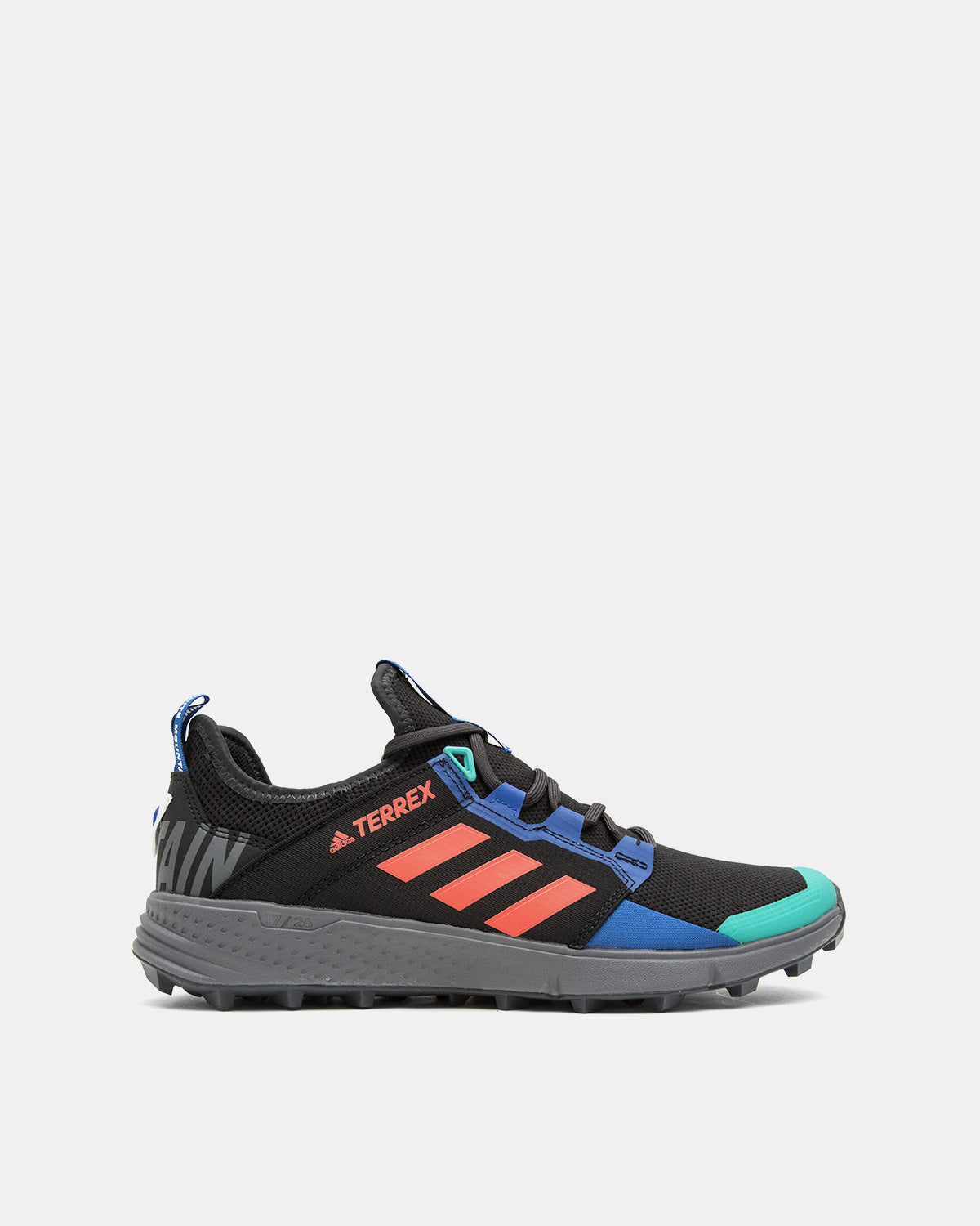 Women's adidas Originals x White Mountaineering Terrex Agravic Speed (Blk |Orange| Royal)