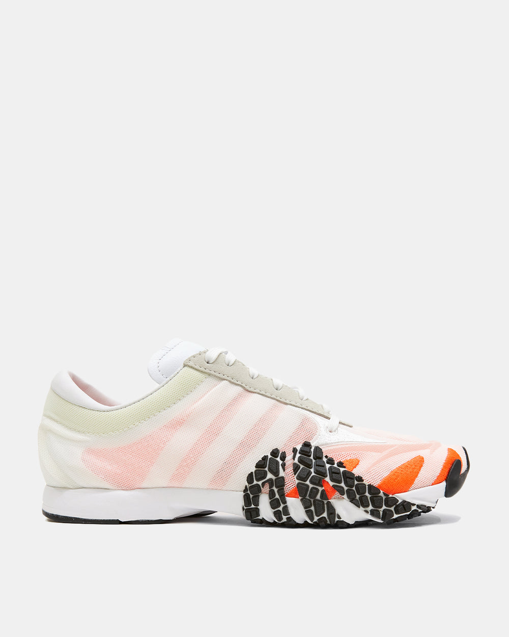 adidas Consortium - Y-3 Adizero Wrap (Cloud White | Solar Orange | Black)