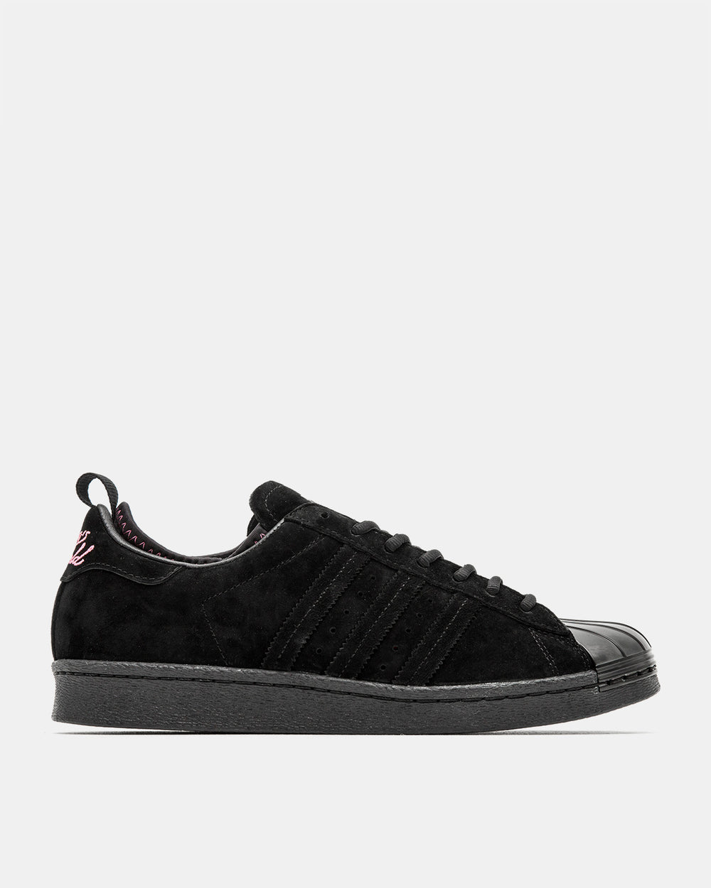 Eddie Huang x adidas Superstar '80s (Triple Black)