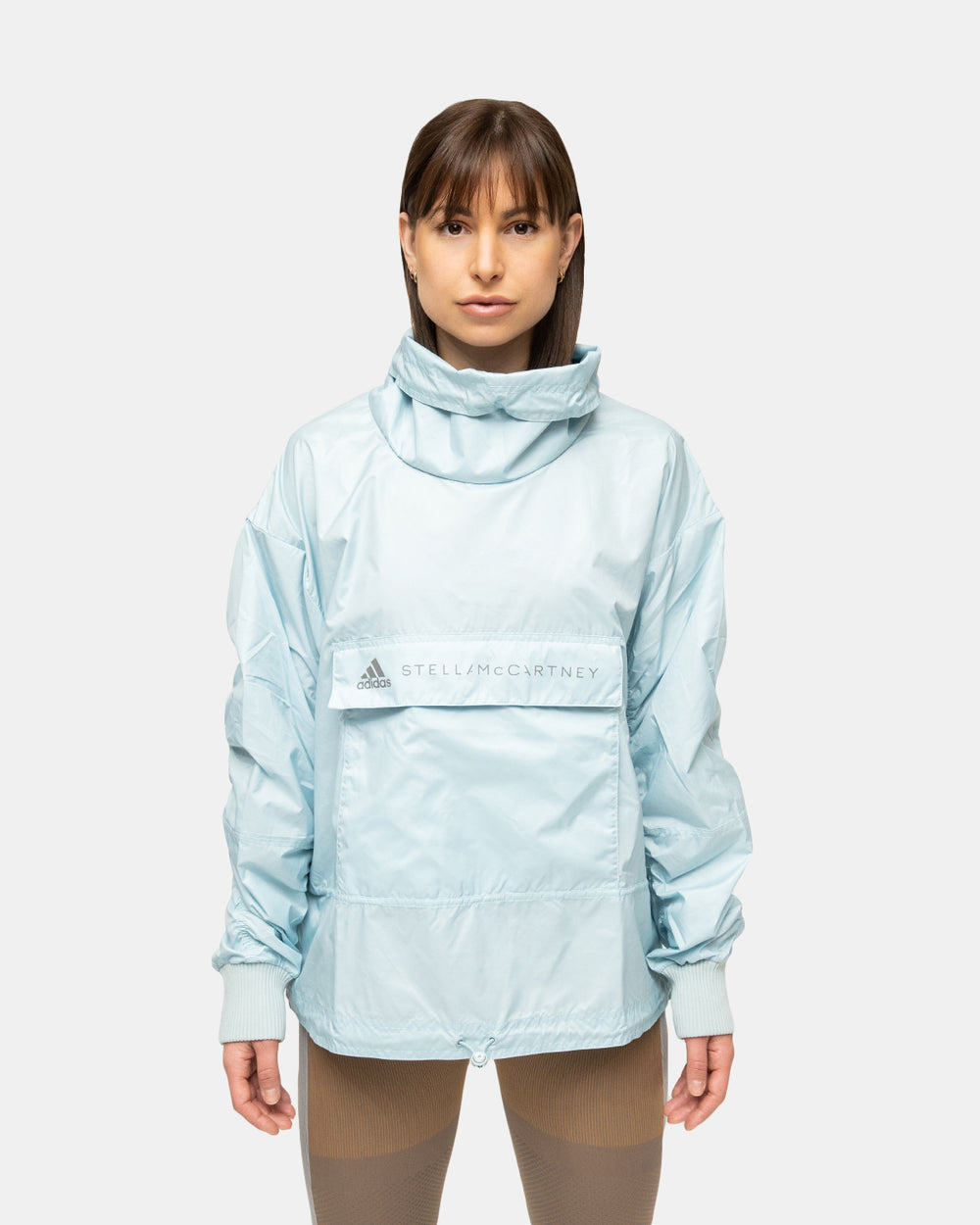adidas - Women's adidas by Stella McCartney Tech Sweatshirt (Sterling Blue)