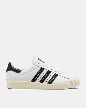 adidas - Superstar 80s Human Made (Cloud White | Core Black | Off White)