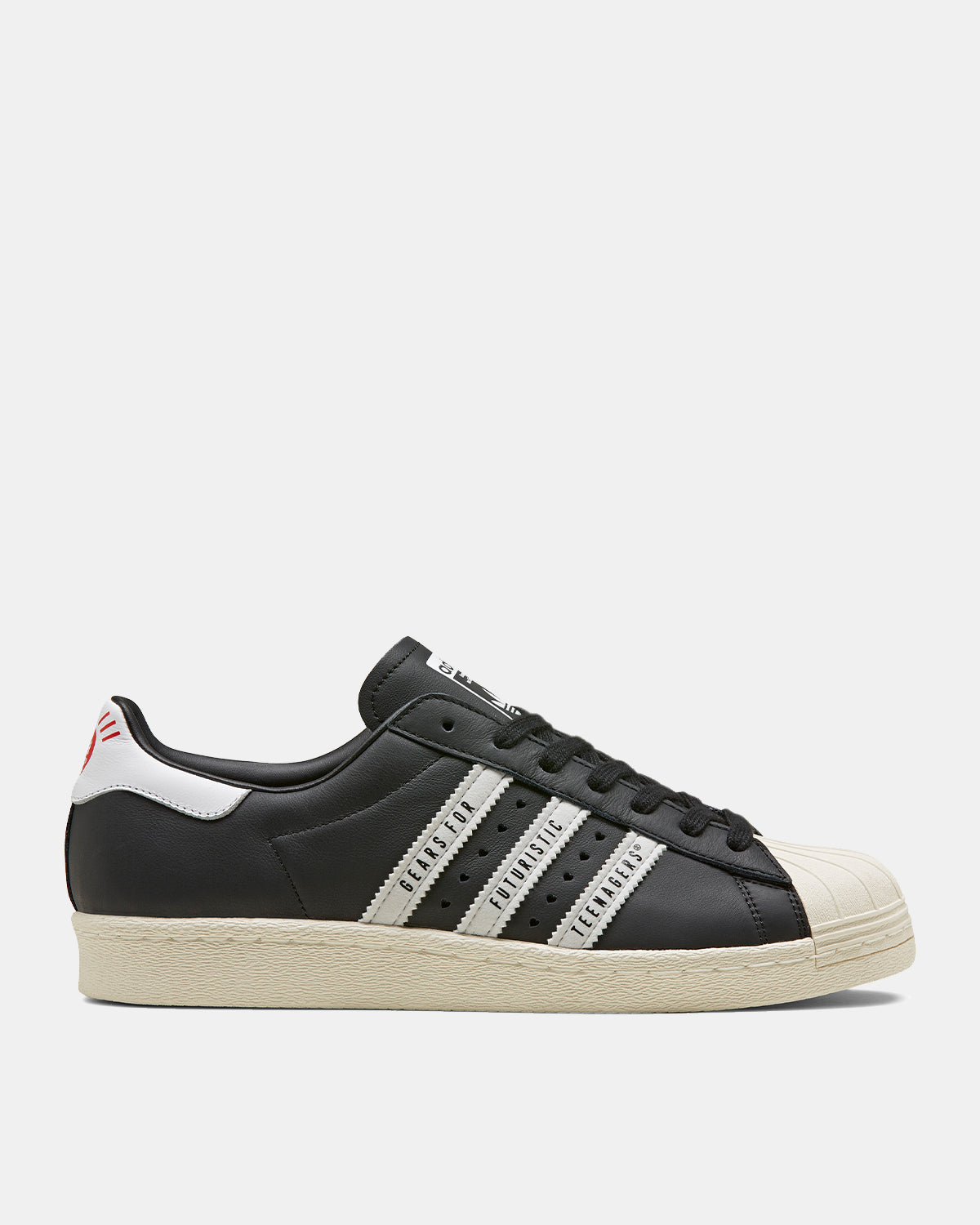 adidas Human Made Superstar 80 Core (Blk| Wht)
