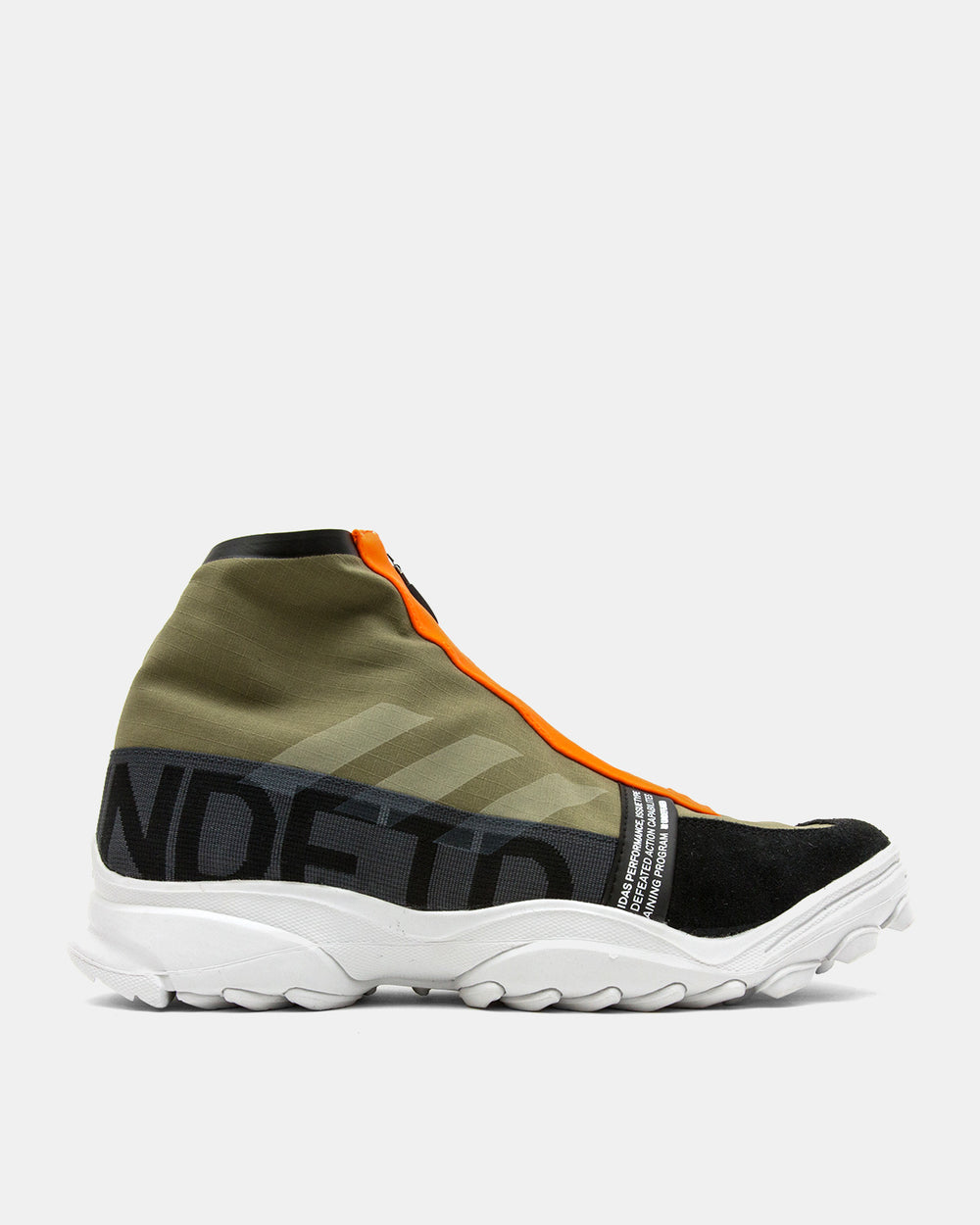 adidas X Undefeated GSG9 High-Top (Olive Grey|Orange)