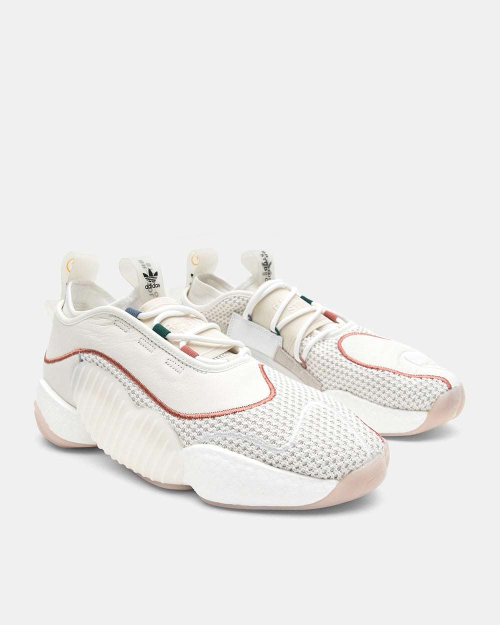 adidas Consortium x Bristol Studios Crazy BYW 2 (Cloud White | Footwear White | Customized)