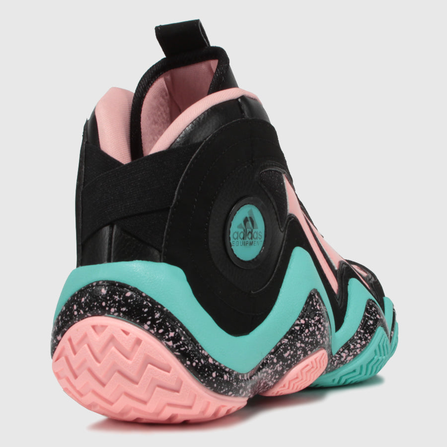 adidas - Crazy 97 (Black/Pink/Turquoise)