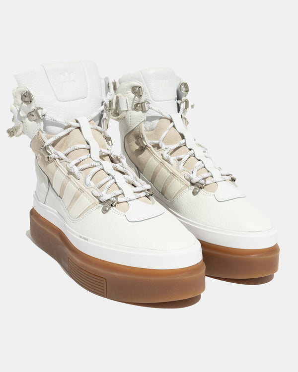 Women's Ivy Park Super Sleek Boots (Cloud White | Core White | Off White)