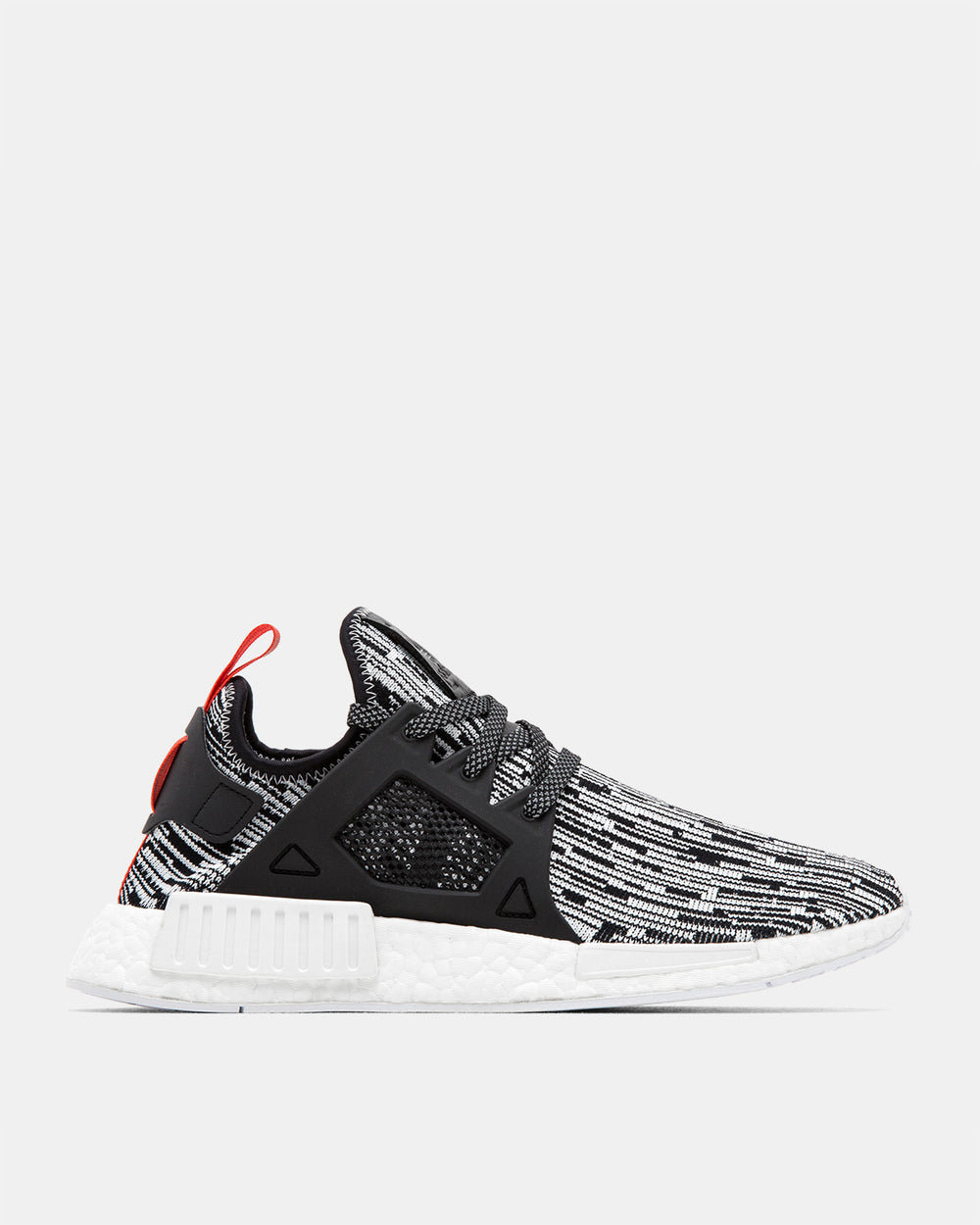 adidas - NMD_XR1 Prime Knit (Ftw White | Core Black | Semi Solar Red)