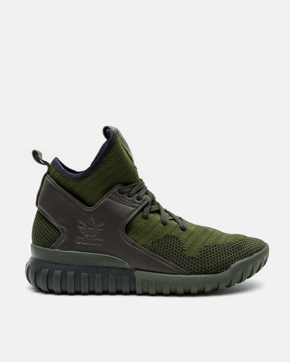 adidas - Tubular X Primeknit (Night Cargo)