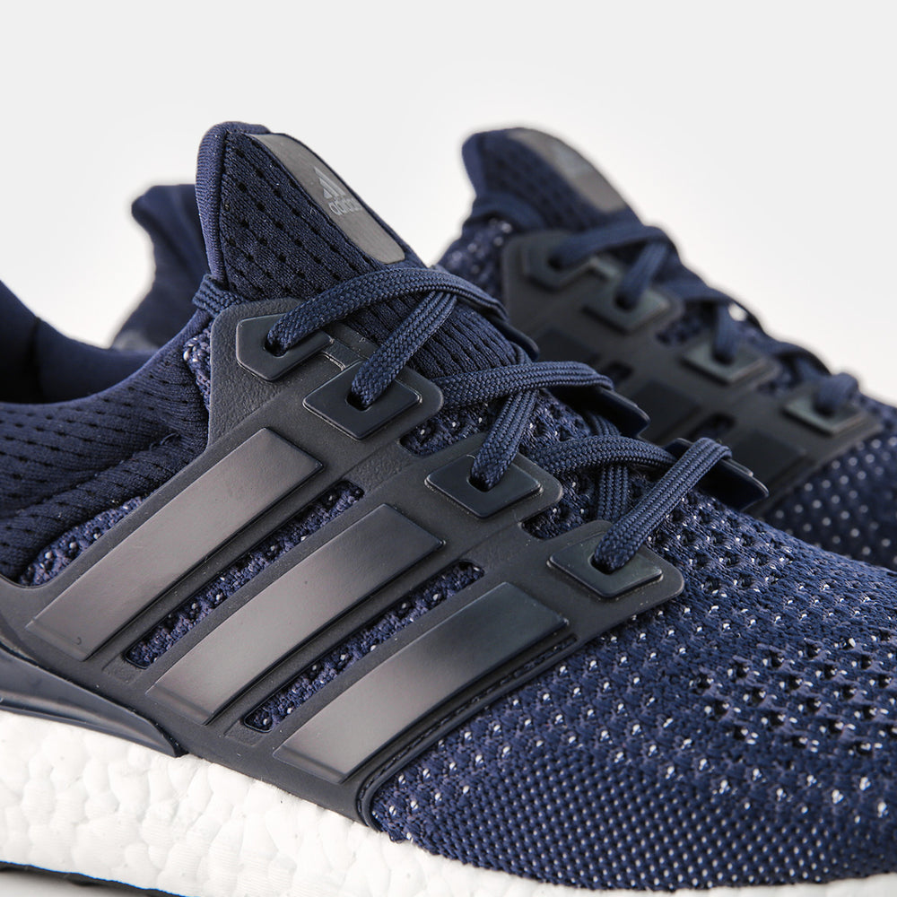 adidas - Ultra Boost (Navy | Silver)