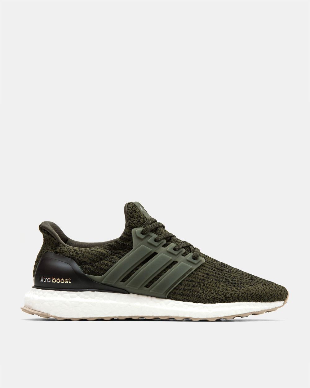 adidas - Ultra Boost (Night Cargo | Clay Brown)