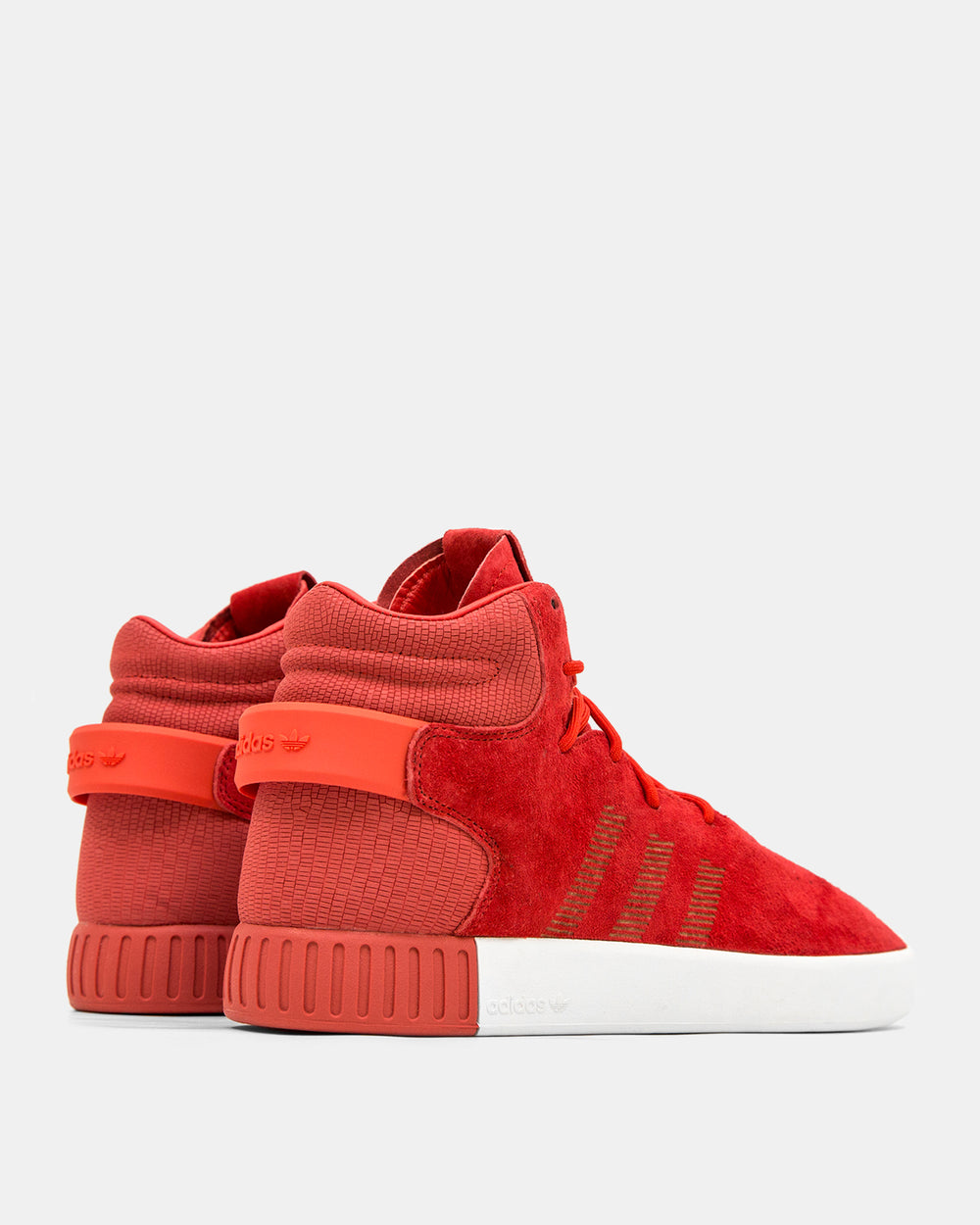 adidas - Tubular Invader (Red | Vintage White)