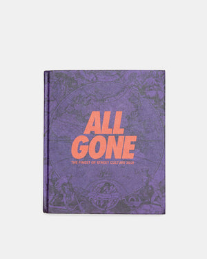 All Gone - All Gone 2018 'The World is Yours' (Purple Reign)