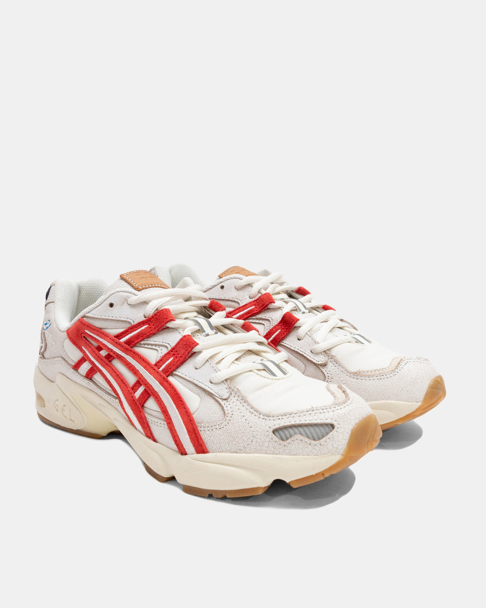 Asics - Gel Kayano 5 OG Retro (Cream | Classic Red)