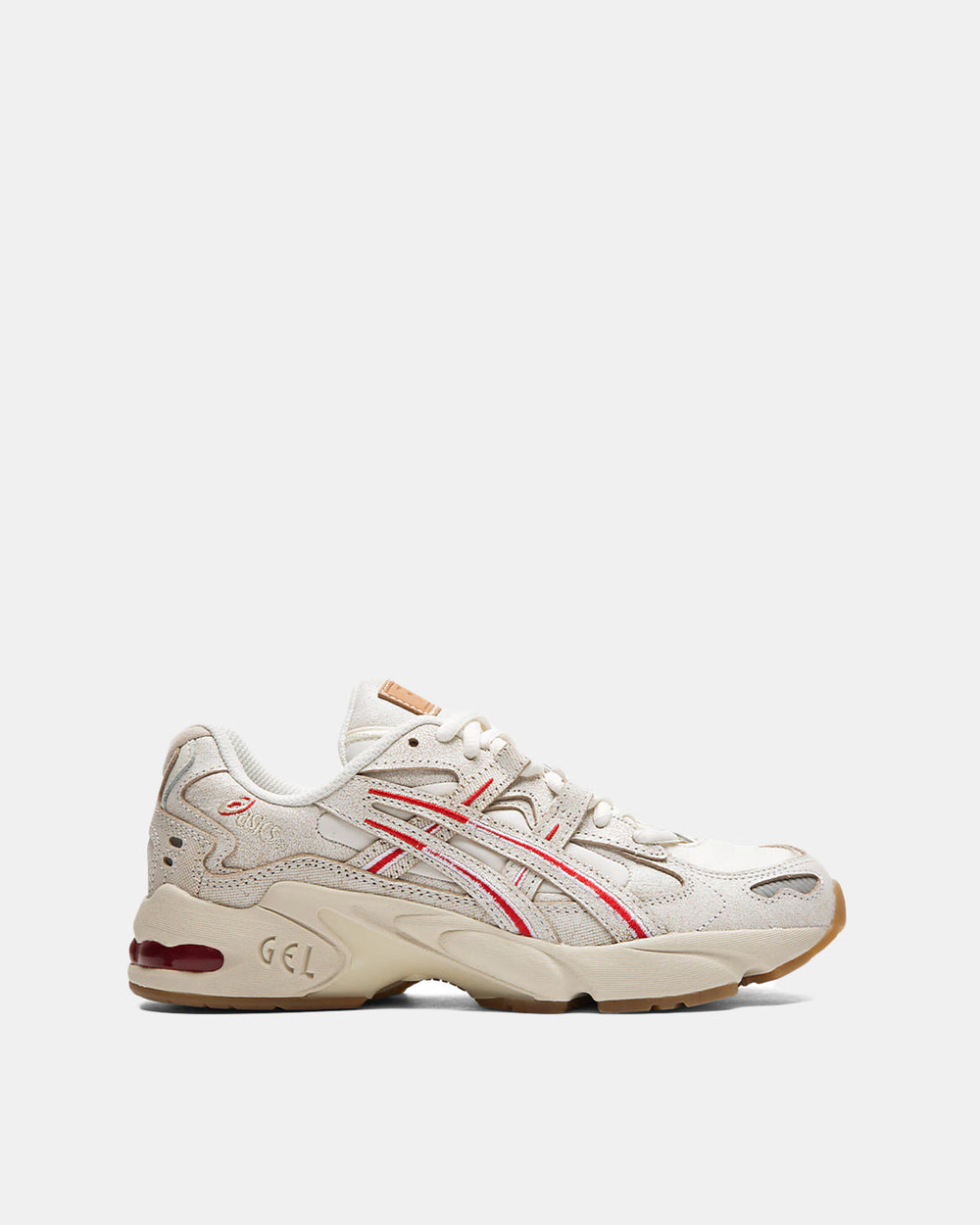 W Gel-Kayano 5 OG Cream/White