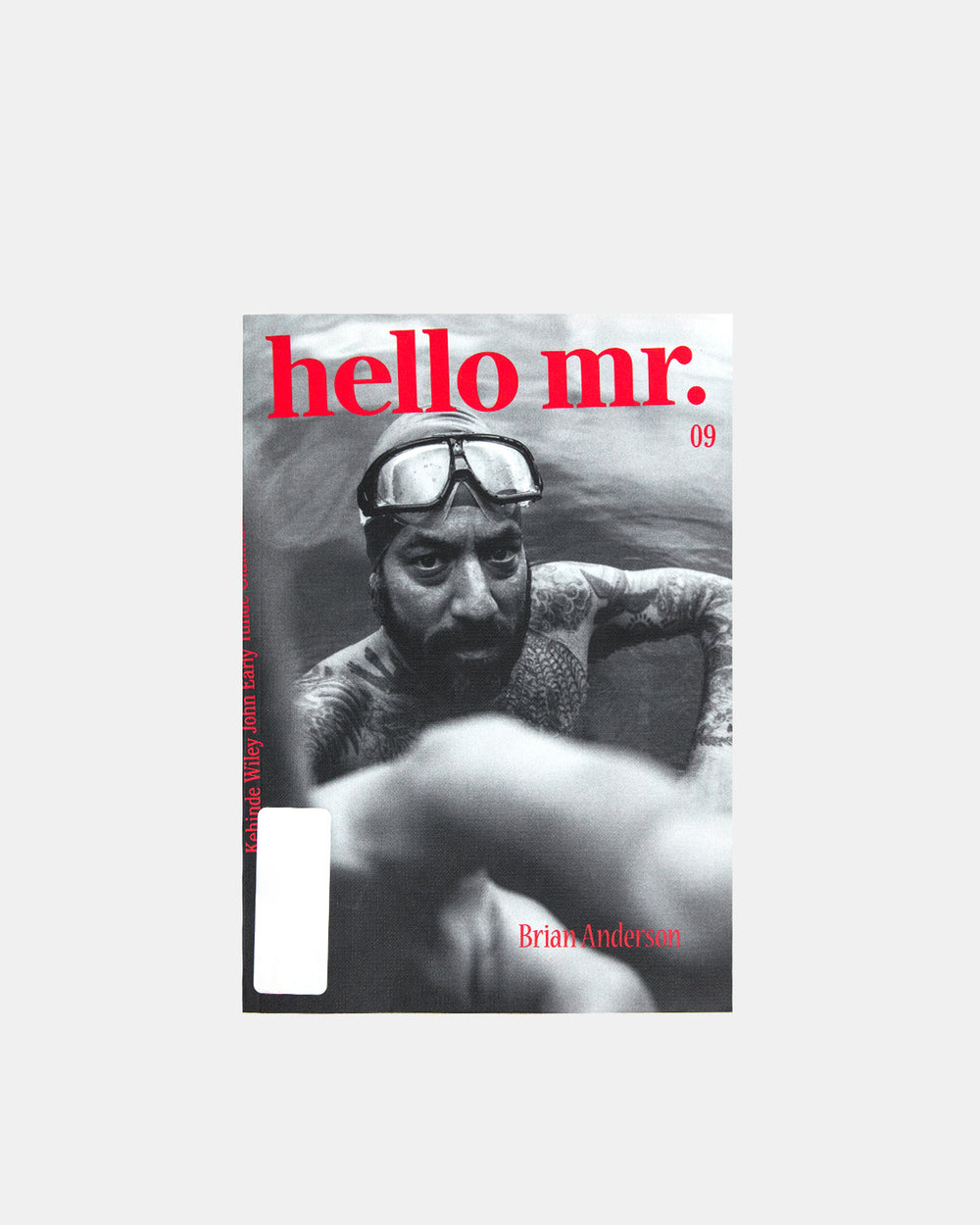 Hello Mr. - Issue 9