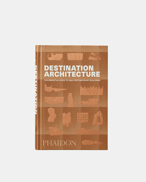 Phaidon - Destination Architecture: The Essential Guide to 1000 Contemporary Buildings