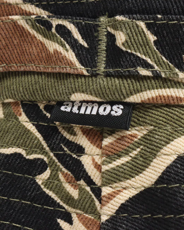 atmos Jungle Hat (Tiger Camo)