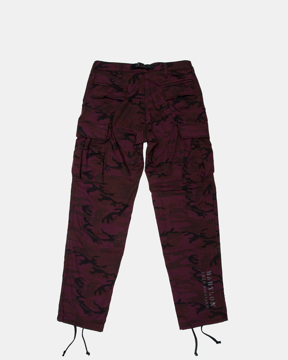 Babylon LA - Cargo Pants (Burgundy)