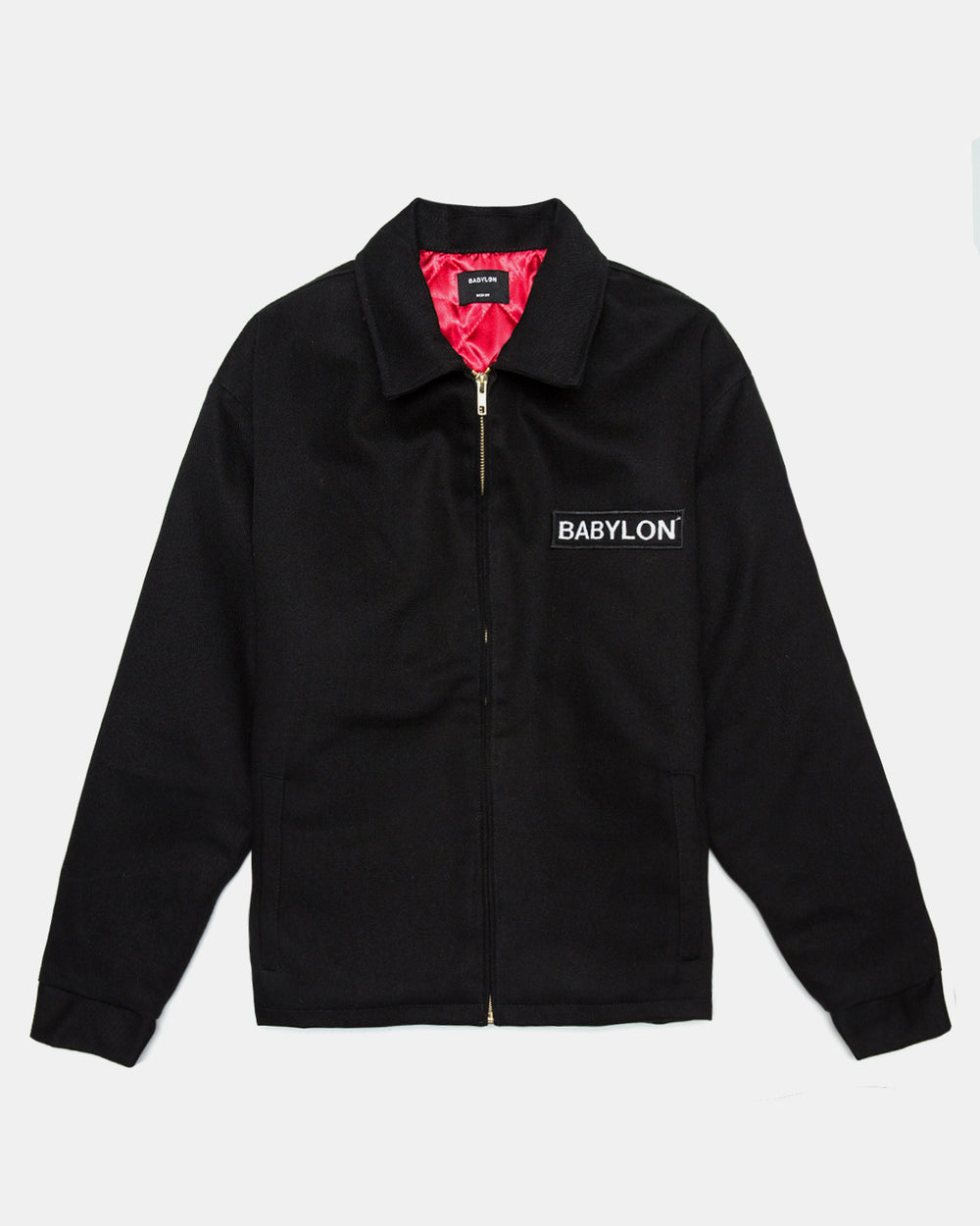 Babylon LA - Cross Us Jacket (Black)