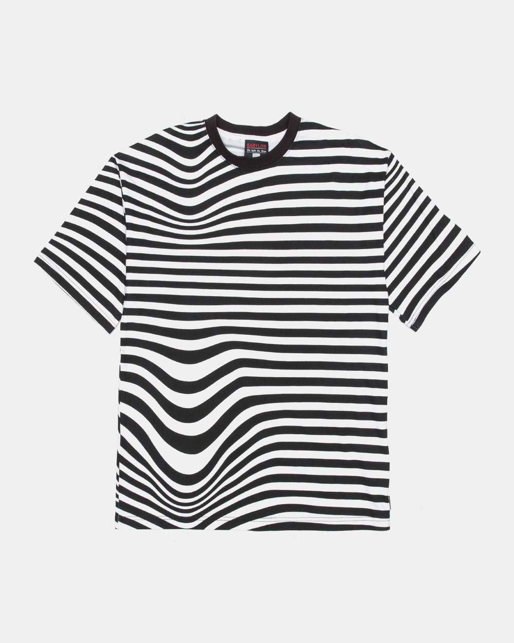 Babylon LA - Stripes Tee (Black | White)