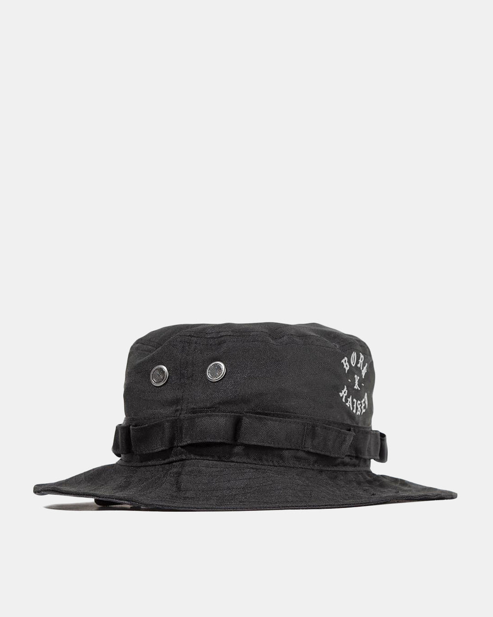 Born x Raised - New Era x BXR Cybernetics Boonie (Black)
